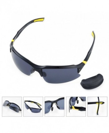 Professional Polarized Sunglasses Protection Unbreakable