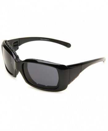 Bobster Ava Convertible Rectangular Sunglasses