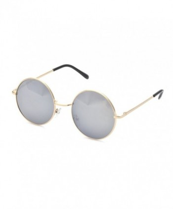 ALWAYSUV Classic Mirrored Sunglasses Eyewear