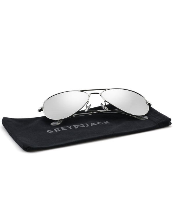 GREY JACK Polarized Sunglasses Military