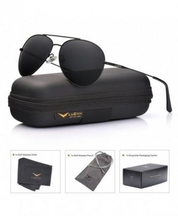 LUENX Sunglasses Polarized Non Mirrored Accessories
