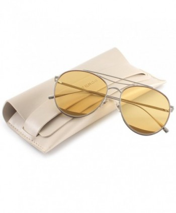 TRSELLWIER Novelty Teardrop Fashion Sunglasses
