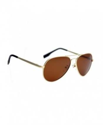 Zacway Polarized Spring Aviator Sunglasses