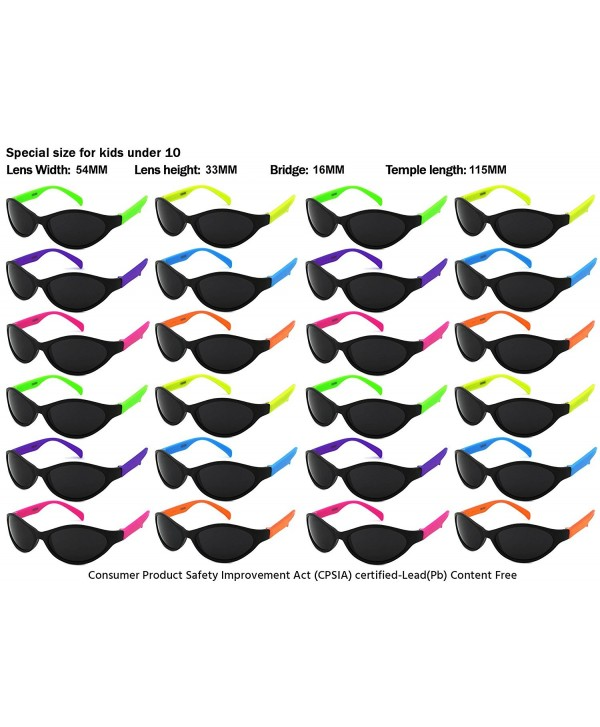 Edge I Wear Sunglasses certified Lead Kid Sport Asst