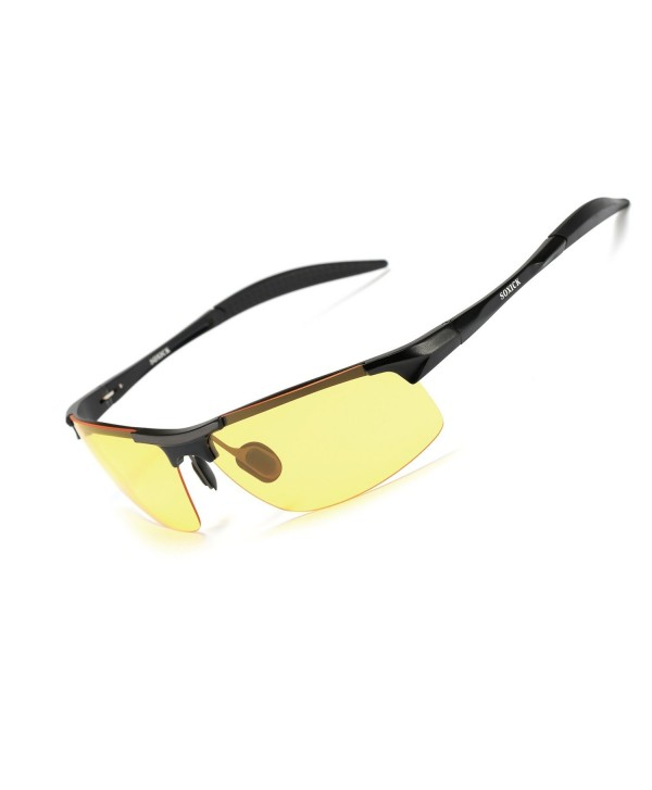 cb8d54f1ab Night Vision Glasses for Driving Rain Day Driving Anti Glare ...