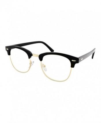 FEISEDY Sunglasses Classic Transparent Glasses