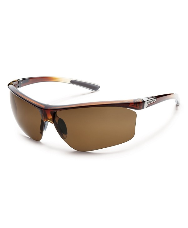 Suncloud Roadmap Polarized Sunglasses Brown