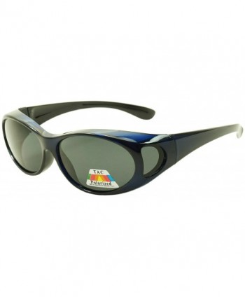 Polarized Sunglasses Blocking Prescription Glasses