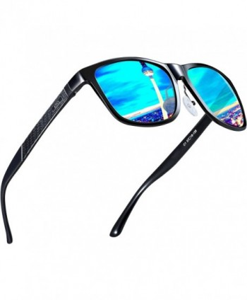 ATTCL Polarized Wayfarer Sunglasses 18587blue