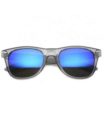 zeroUV Iconic Translucent Colored Sunglasses