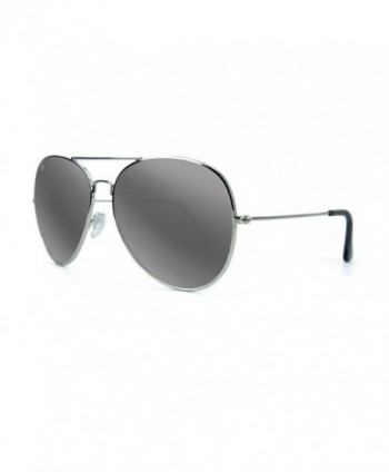 Knockaround Polarized Sunglasses Silver Frames