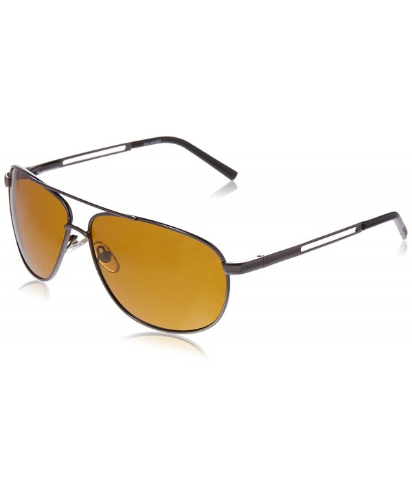 Foster Grant Polarized Sunglasses Gunmetal