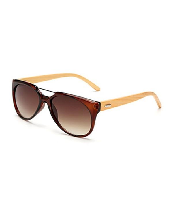 TIJN Double Bridge Wayfarer Sunglasses