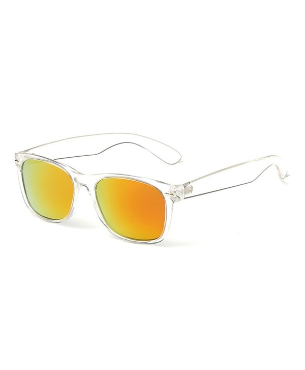 Joliann Polarized Sunglasses Mirrored Reflective