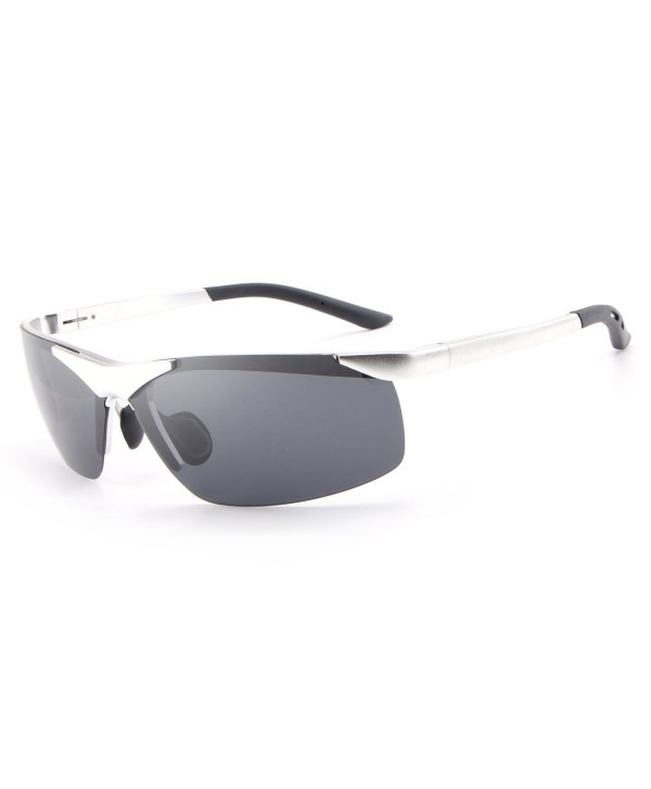 HDCRAFTER Outdoor Polarized Sunglasses Glasses