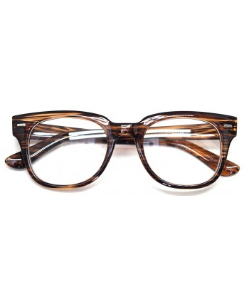 Oversized Glasses Retro Framed Spectacles