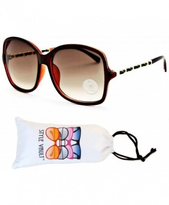 Wm552 vp Style Vault Sunglasses Brown Brown