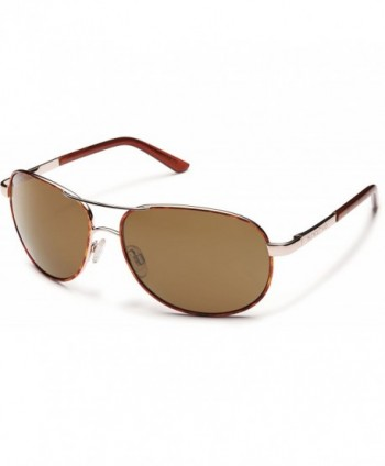 Suncloud Polarized Sunglasses Aviator Tortoise
