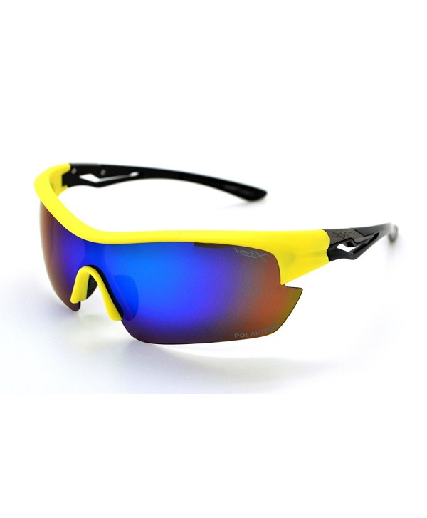 Polarized Lightweight Athletic Sunglasses Microfiber