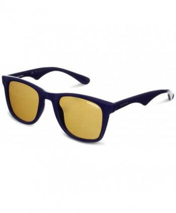 Carrera CA6000LS Rectangular Sunglasses Blue