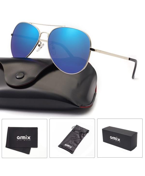 ANMIX Aviator Polarized Sunglasses Eyeglasses