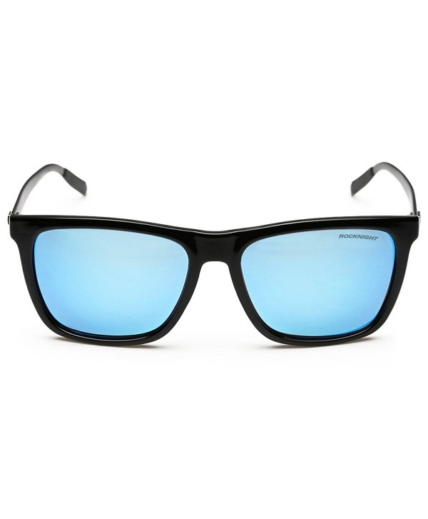Rocknight Polarized Lightweight Mirrored Sunglasses