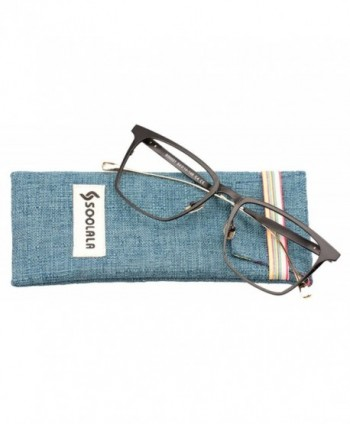 SOOLALA Womens Unique Eyeglass Reading