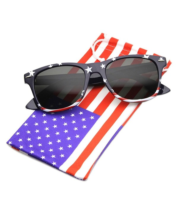 zeroUV American Stripes Sunglasses Stars Top