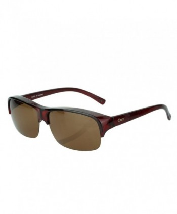 Rimless Sunglasses Prescription Eyewear Polarized