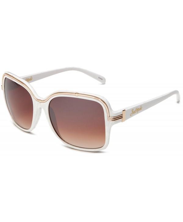 Southpole 136SP WH Sunglasses Gradient