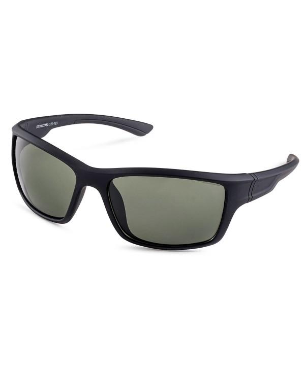Matte Black Frame Stylle Sunglasses