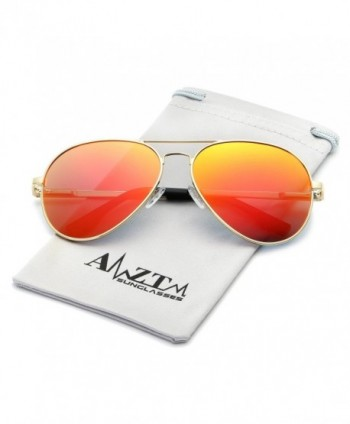 AMZTM Frame Lens Orange Red