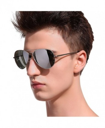MT MIT Polarized Mirrored Sunglasses