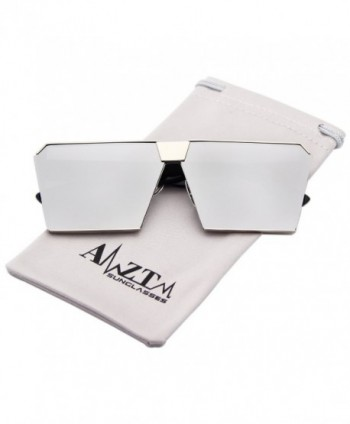 AMZTM Oversized Polarized Sunglasses Reflective
