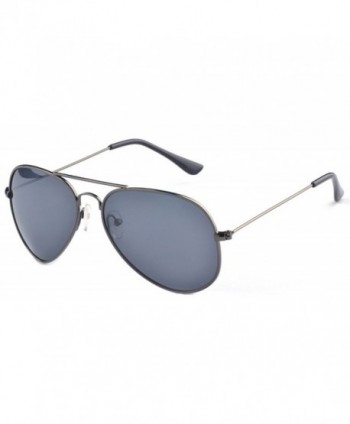 Aoron Classic Polarized Sunglasses Gun gray