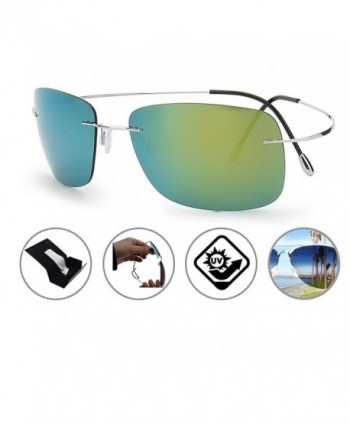 Zando Unbreakable Polarized Lightweight Sunglasses