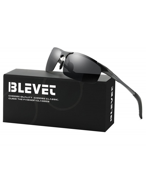 BLEVET Outdoor Polarized Sunglasses Driving