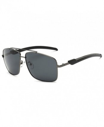 SRANDER Fashion Sunglasses Wayfarer Polarized
