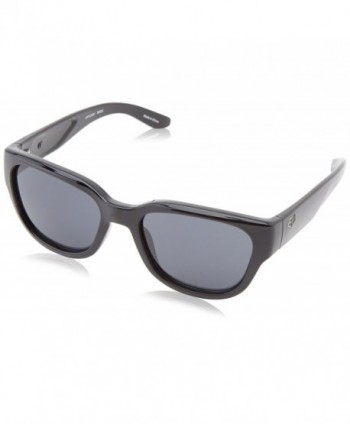 Fox Eden Rectangular Sunglasses Polished