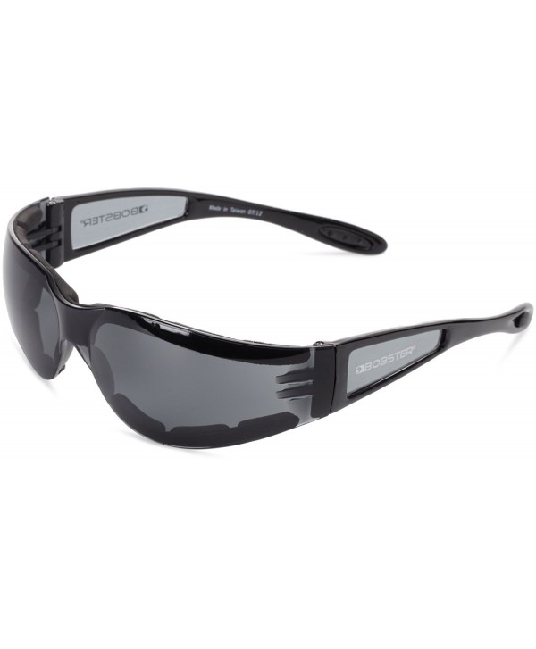 Bobster Shield Sunglasses Black Smoked