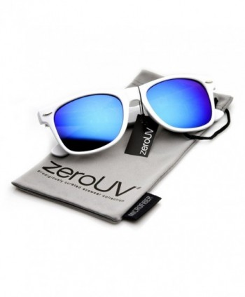zeroUV Hipster Fashion Sunglasses Ice Color