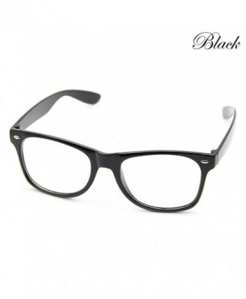 Doober Unisex Wayfarer Glasses Eyewear
