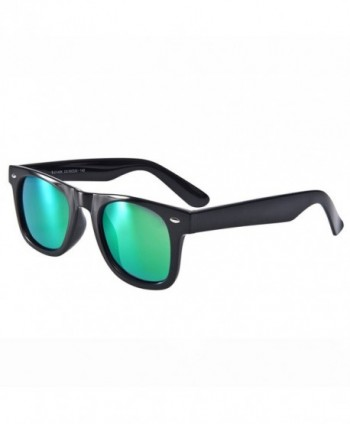 BELLBESSON Classic Polarized Wayfarer Sunglasses