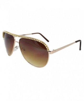 MLC EYEWEAR Fashion Sunglasses Rhinestone