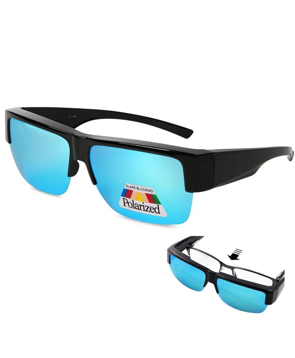 EYEGUARD Fit Over Polarized Sunglasses