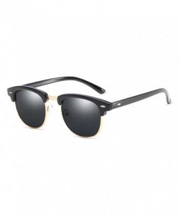 FUJUE Rimless Polarized Sunglasses Glasses