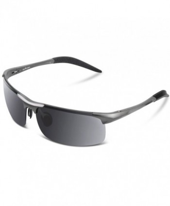 Fashion Sunglasses Polarized Unbreakable Metal Weights