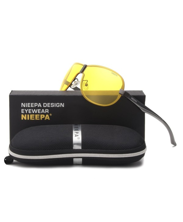 NIEEPA Polarized Sunglasses Fashion NightVision