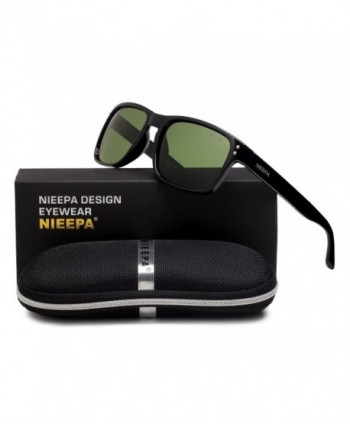Polarized Wayfarer Sunglasses Classic Protection