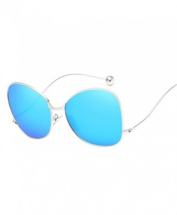 BVAGSS Oversized sunglasses Mirrored Glasses